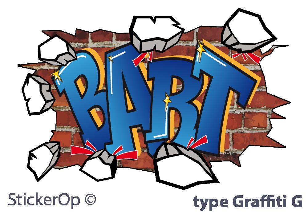 graffiti maken
