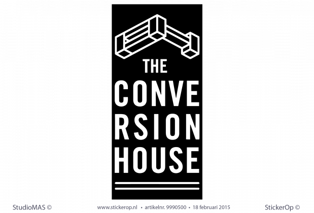 logo the conversion house