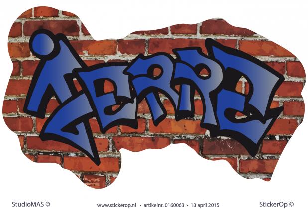 Graffiti Slaapkamer Muur : graffiti op je slaapkamer muur : kinderkamer graffiti is uniek en dat