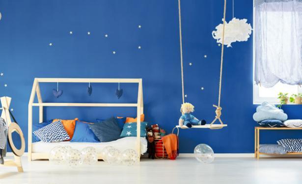 Babykamer Behang Sterren : Muursticker zelf maken vel sterren diverse afmetingen