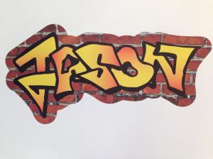 Graffiti JASON