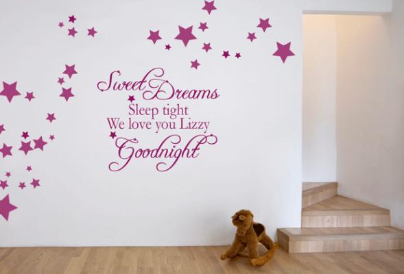 Coole Letters Babykamer : Design met de paplepel ingieten lichtlab lamp op de babykamer