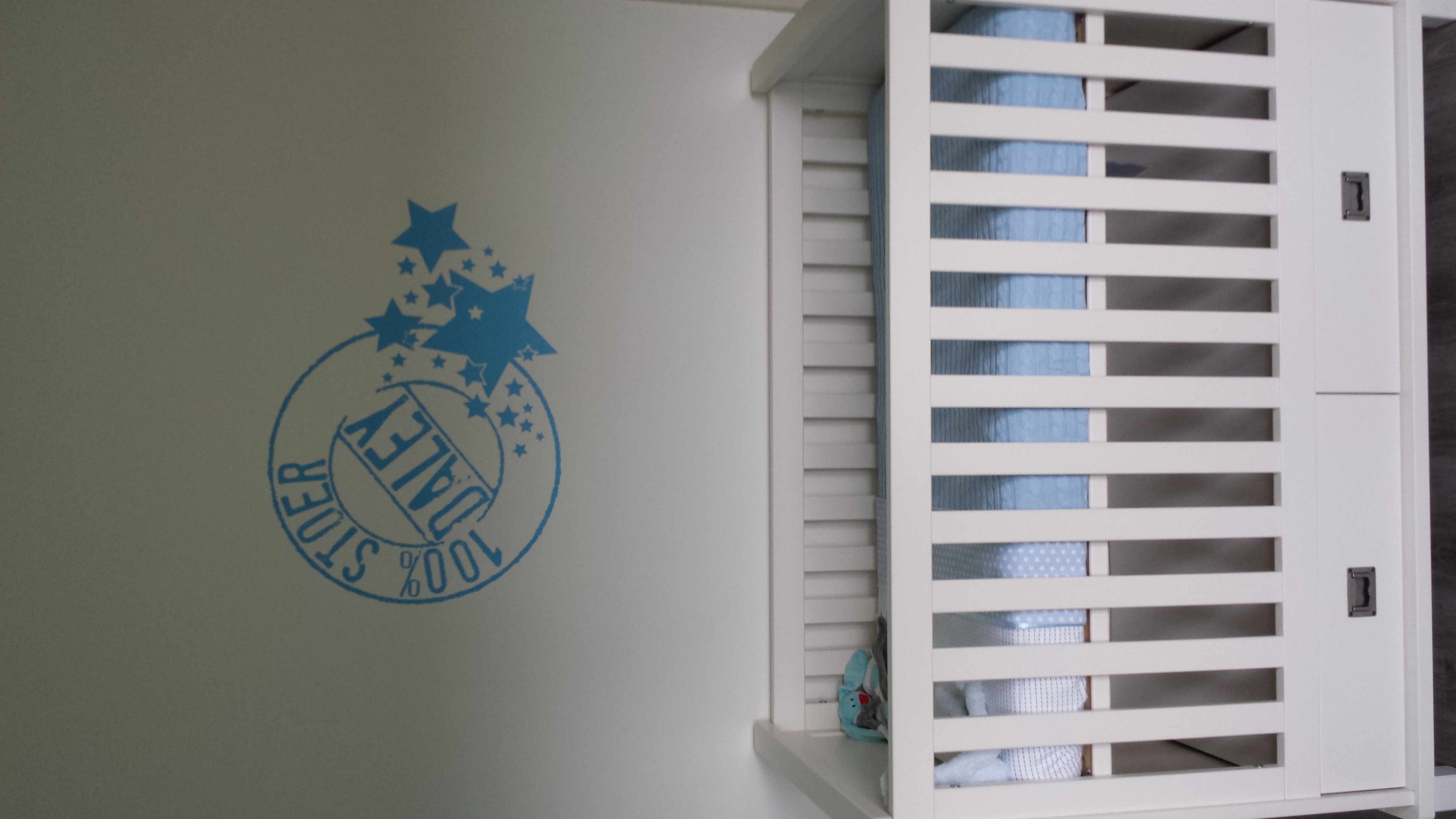 Sticker kamer Daley